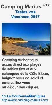 Camping Marius à Martigues 13